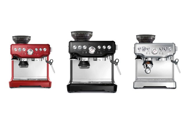 Breville coffee machines